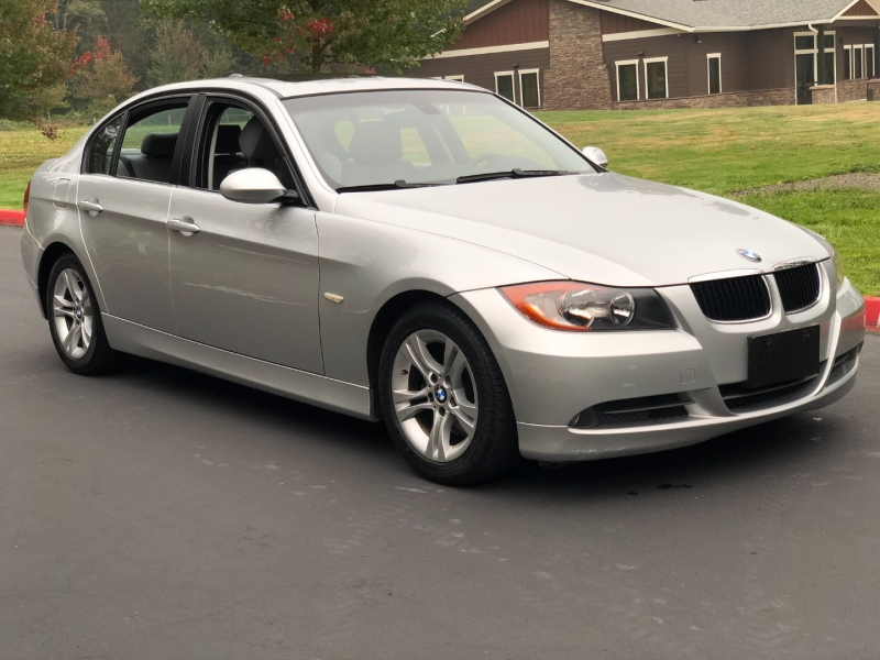 BMW 3-Series 2008 price $9,495