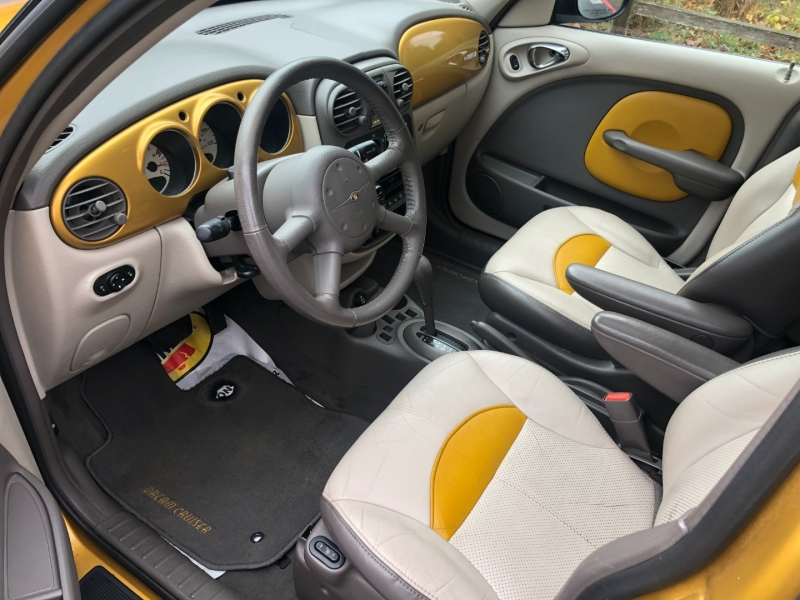 Chrysler PT Cruiser 2002 price $4,895