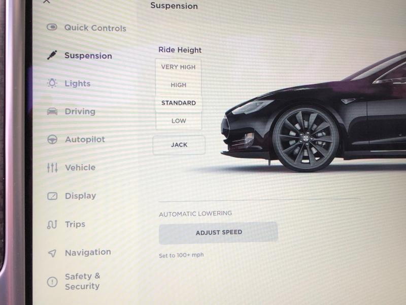 Tesla Model S 2016 price $49,999