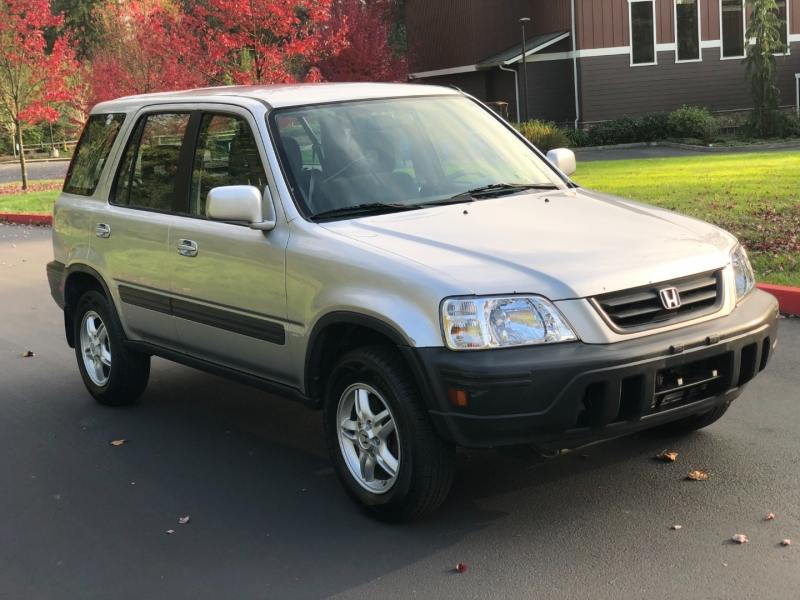Honda CR-V 2001 price $3,995