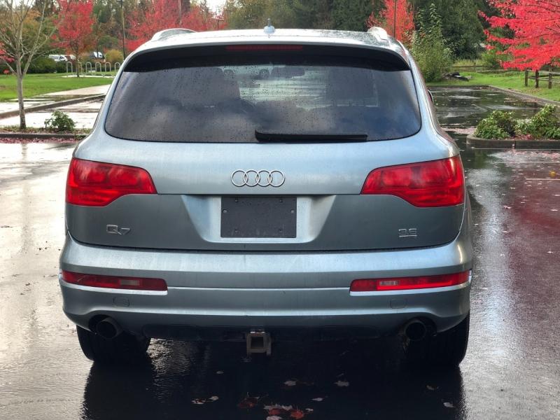 Audi Q7 2007 price $9,475