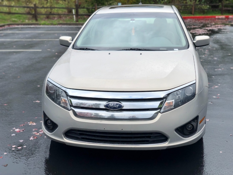 Ford Fusion 2010 price $4,250