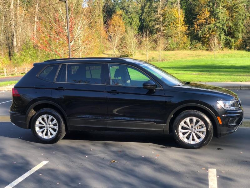 Volkswagen Tiguan 2019 price $18,650