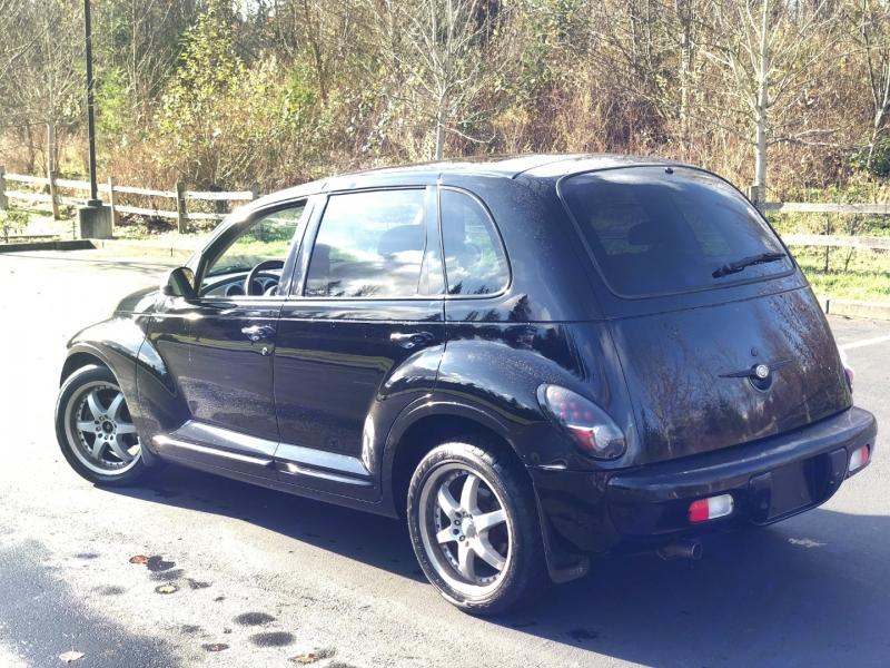 Chrysler PT Cruiser 2002 price $2,720