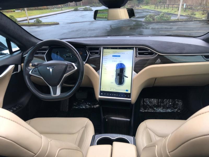 Tesla Model S 2015 price $46,450