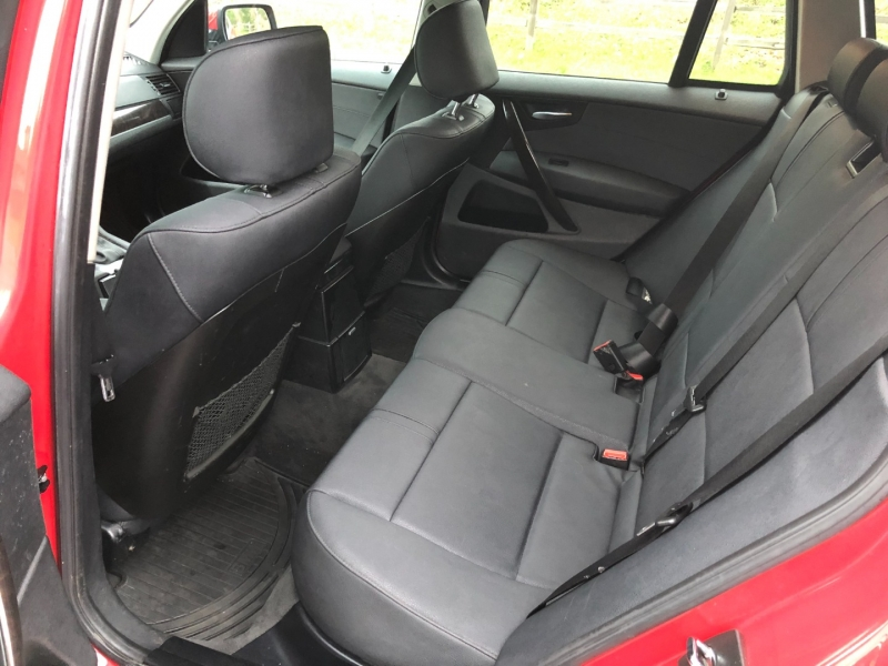 BMW X3 2007 price $6,850