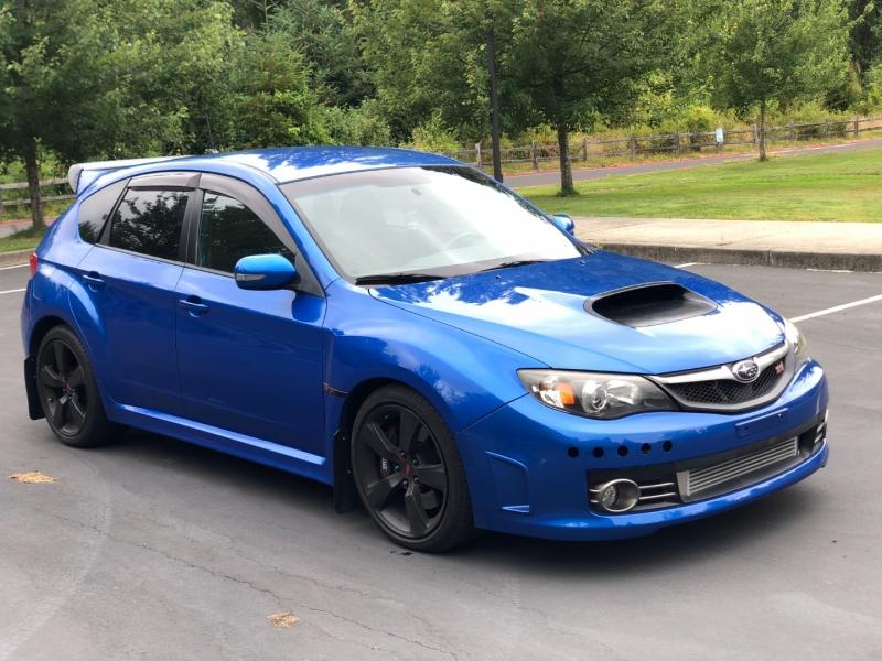 Subaru Impreza Wagon (Natl) 2008 price $20,500