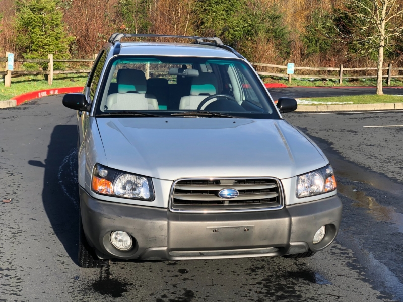 Subaru Forester 2003 price $5,995