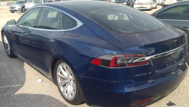 Tesla Model S 2018 price $64,995