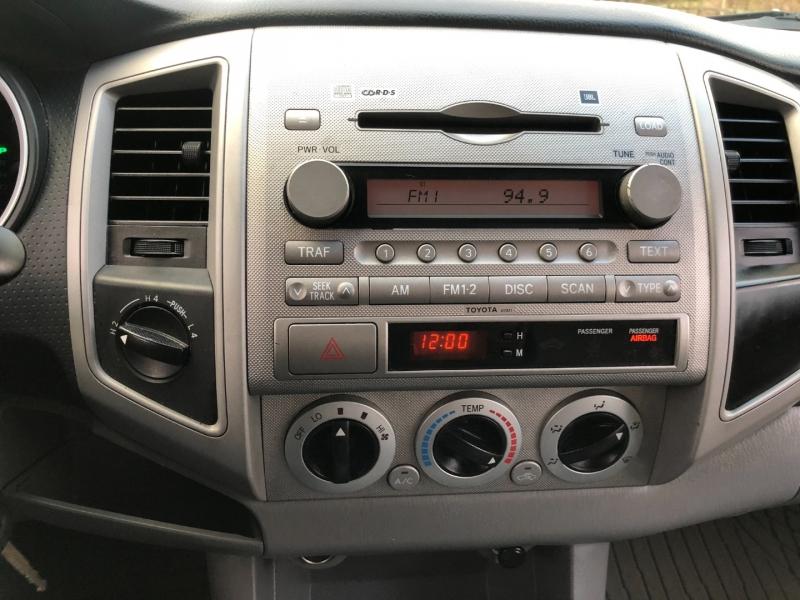 Toyota Tacoma 2008 price $17,500