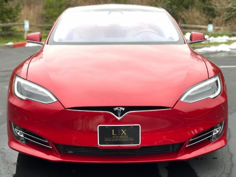 Tesla Model S 2017 price $47,995