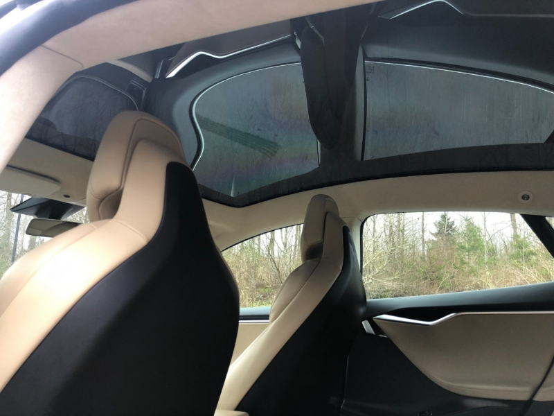 Tesla Model S 2017 price $46,500