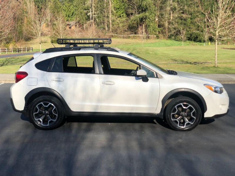 Subaru XV Crosstrek 2015 price $17,800