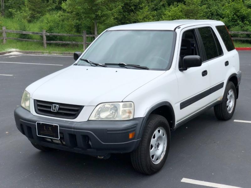Honda CR-V 2001 price $4,750
