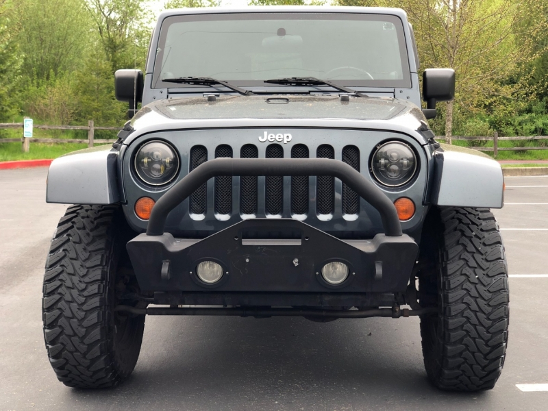 Jeep Wrangler 2008 price $17,995