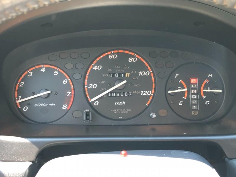 Honda CR-V 2000 price $5,895