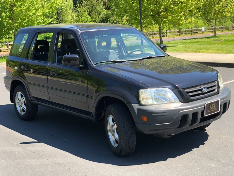Honda CR-V 2000 price $7,495