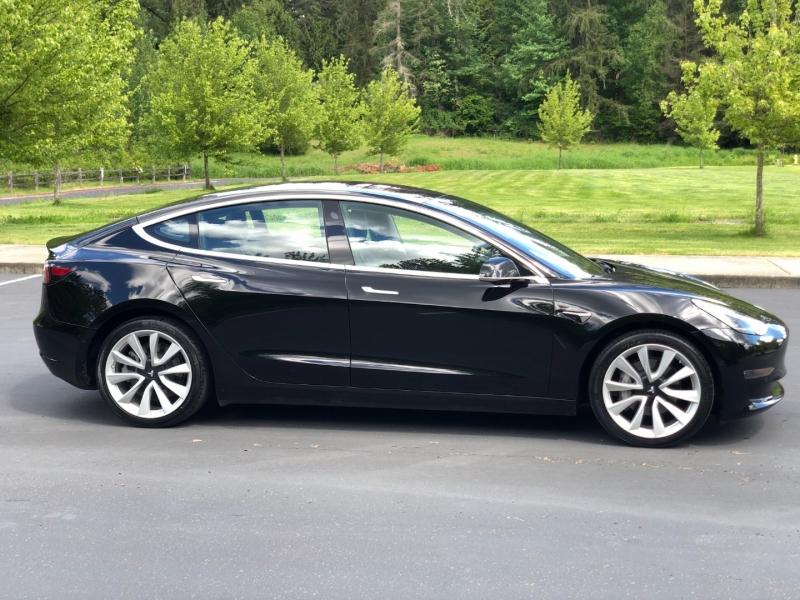 Tesla Model 3 2018 price $47,499