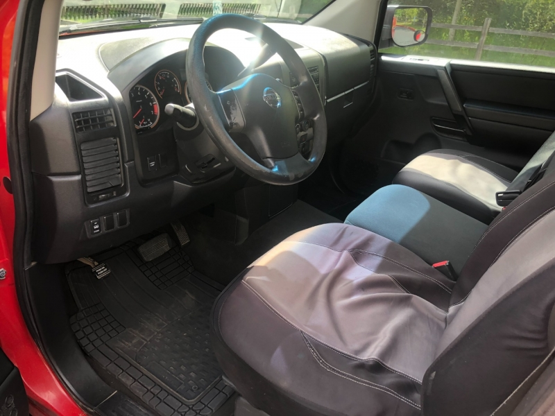 Nissan Titan 2008 price $14,500