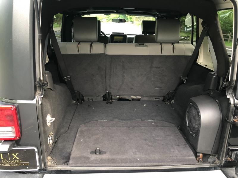 Jeep Wrangler Unlimited 2010 price $22,875