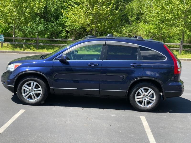 Honda CR-V 2010 price $0