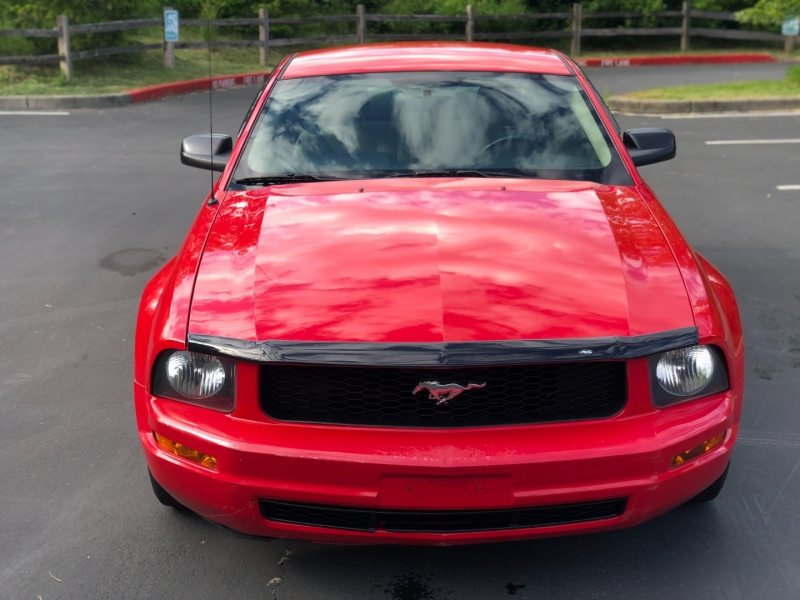 Ford Mustang 2008 price $9,799