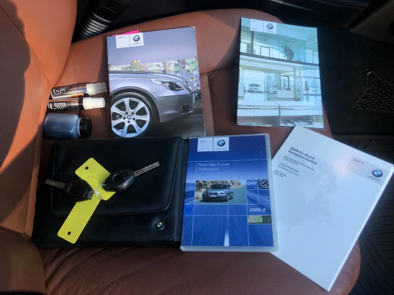 BMW 5-Series 2005 price $7,250