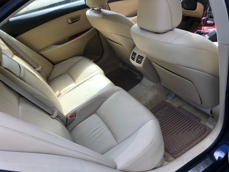 Lexus ES 350 2007 price $0