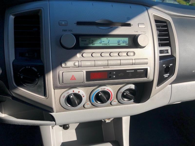 Toyota Tacoma 2005 price $20,750