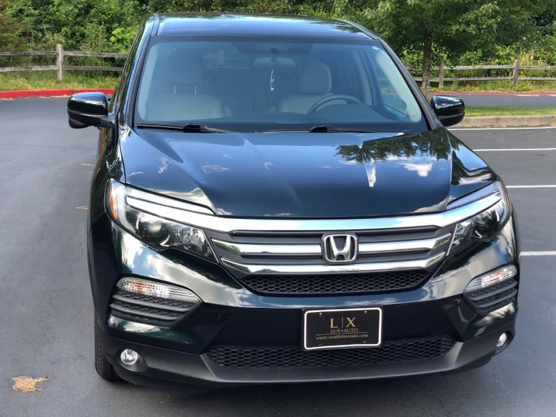 Honda Pilot 2016 price $23,275