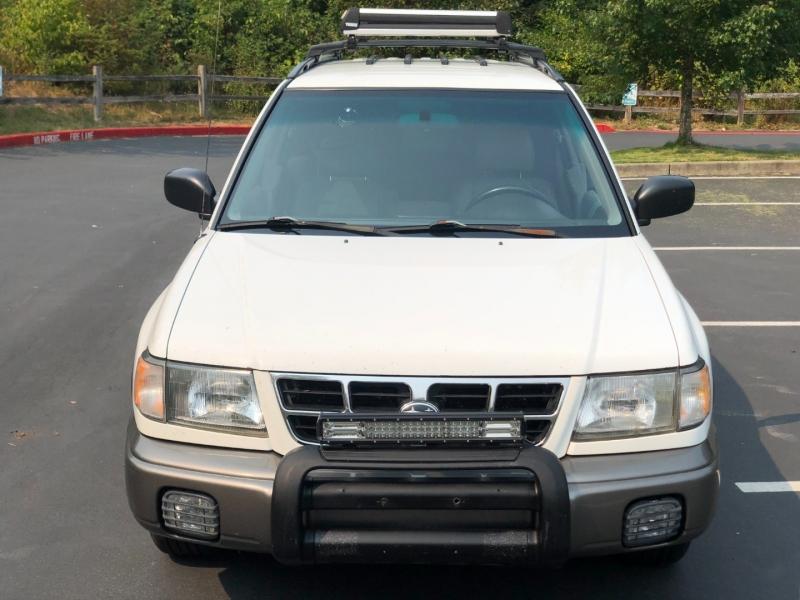 Subaru Forester 1998 price $3,450