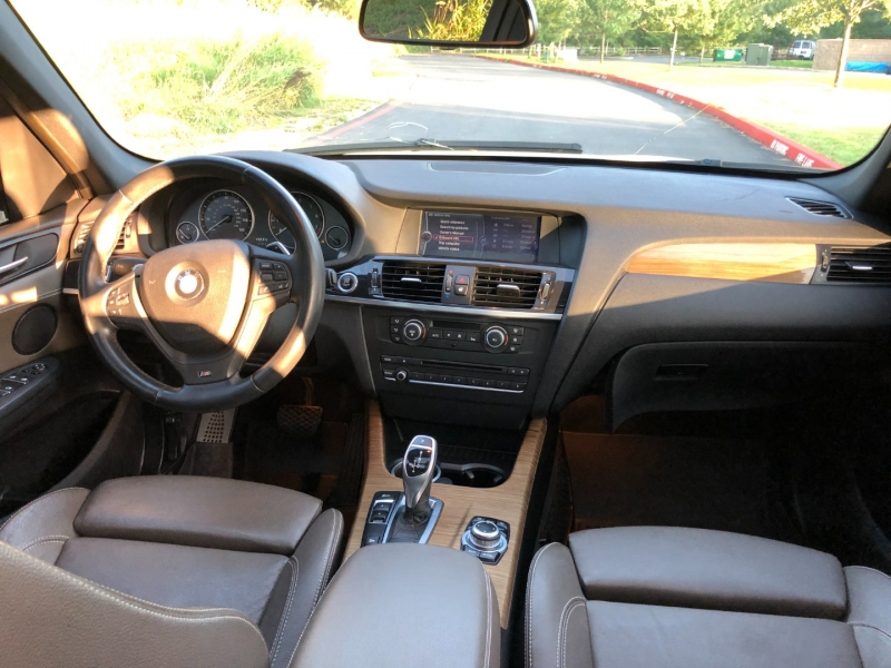 BMW X3 2012 price $14,500