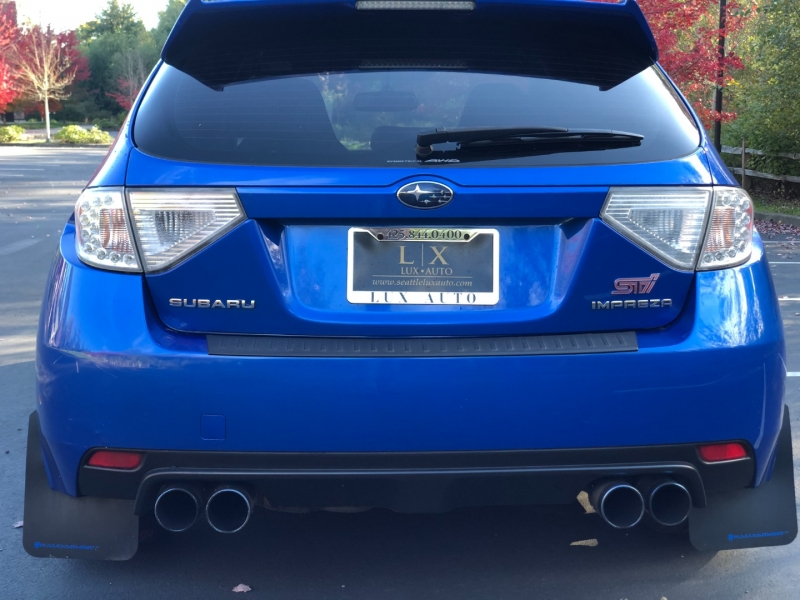 Subaru Impreza Wagon (Natl) 2008 price $22,999