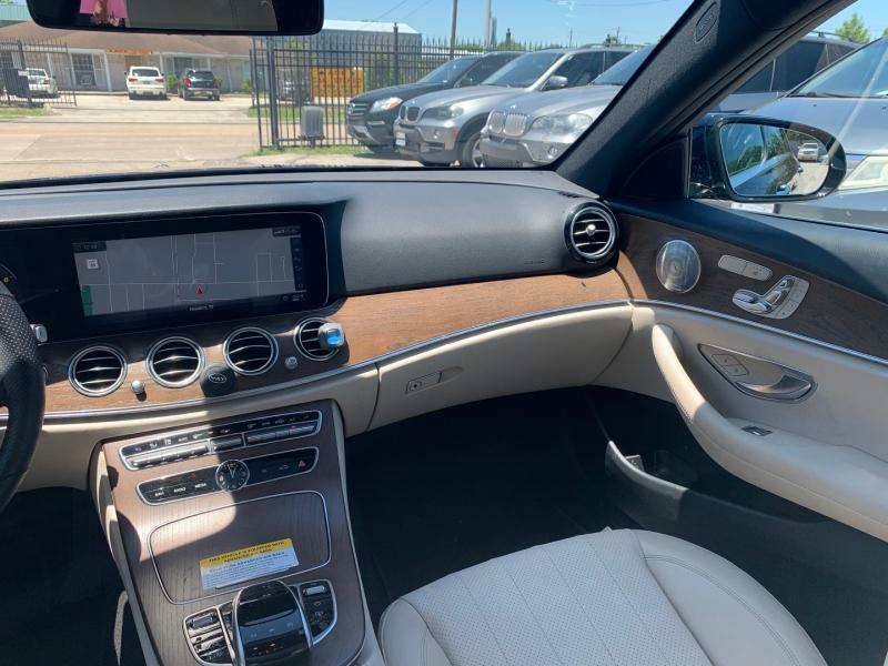 Mercedes-Benz E-Class 2018 price $0