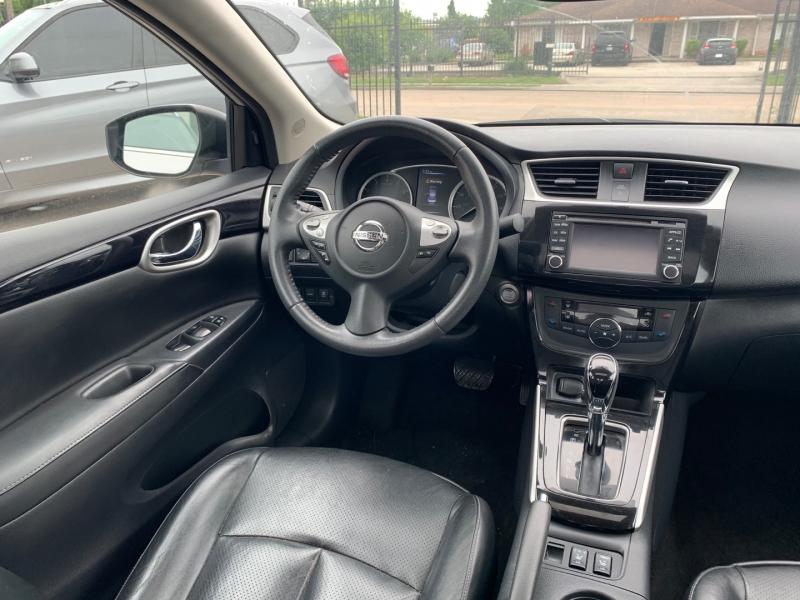 Nissan Sentra 2016 price $12,490