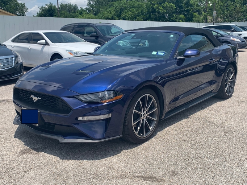 Ford Mustang 2019 price $30,490