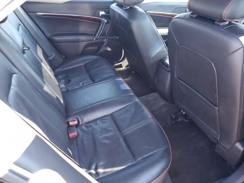 Lincoln MKZ 2011 price $5,995