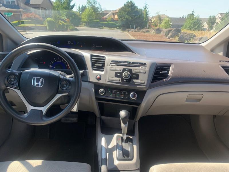 Honda Civic Sdn 2012 price $8,495