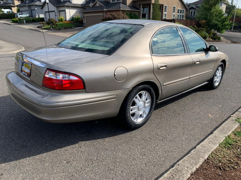 Mercury Sable 2005 price $2,995