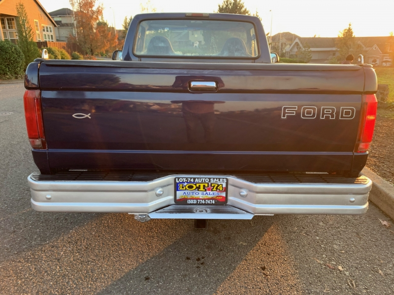 Ford F-150 1995 price $6,995