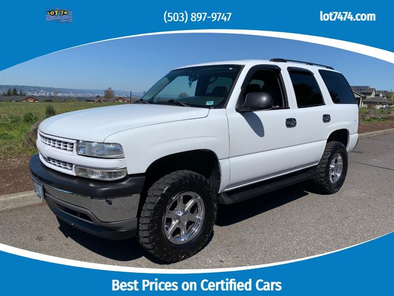 Chevrolet Tahoe 2005 price $8,495