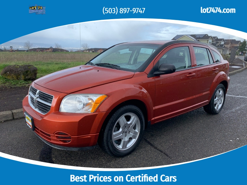 Dodge Caliber 2009 price $6,495