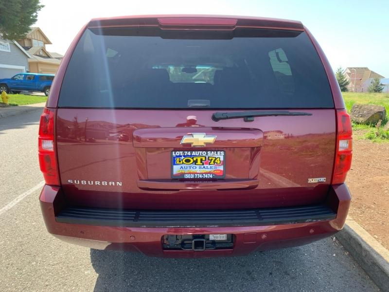 Chevrolet Suburban 2008 price $10,500