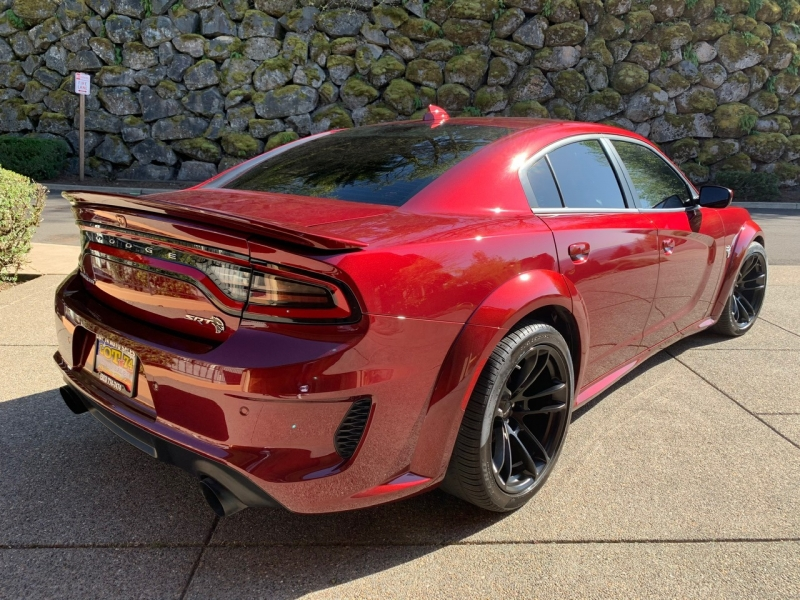 Dodge Charger 2020 price $77,000