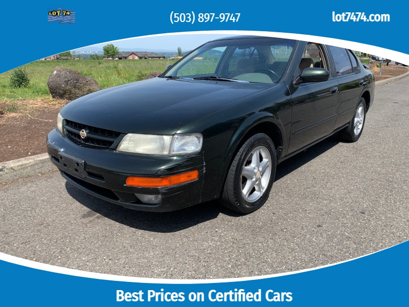 Nissan Maxima 1997 price $2,495