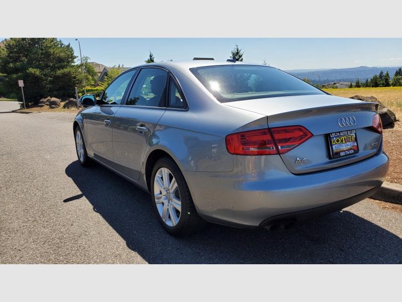 Audi A4 2011 price $9,595