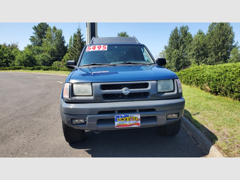 Nissan Xterra 2001 price $5,995