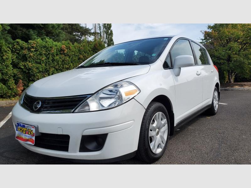 Nissan Versa 2012 price $6,495