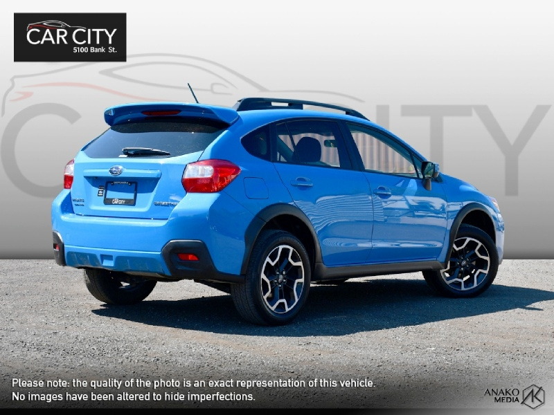 Subaru Crosstrek 2016 price $20,777