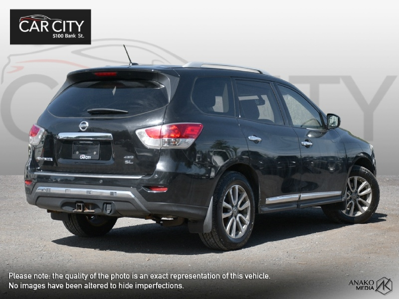 Nissan Pathfinder 2015 price $16,871